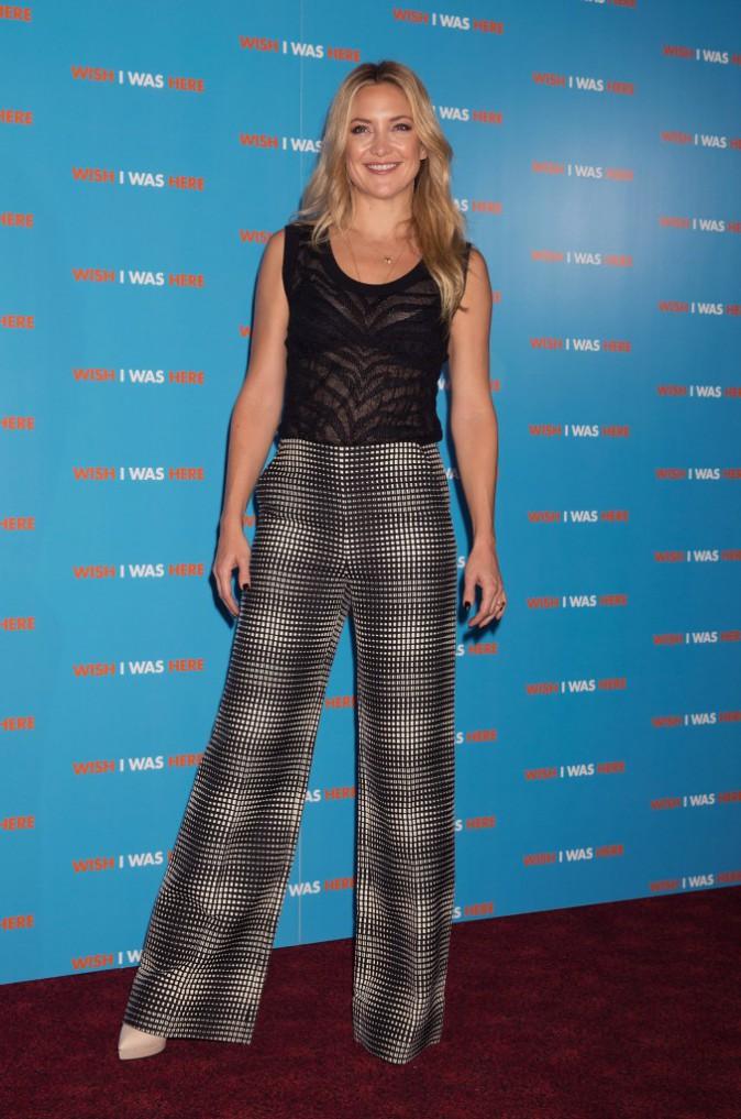 Kate Hudson à Londres le 18 septembre 2014
