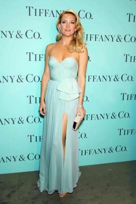 Kate Hudson lors du gala Tiffany & Co. Blue Book Ball à New York, le 18 avril 2013.