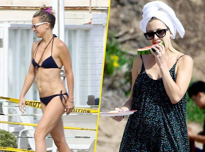 Kate Hudson : une alimentation saine et un bikini body au top !