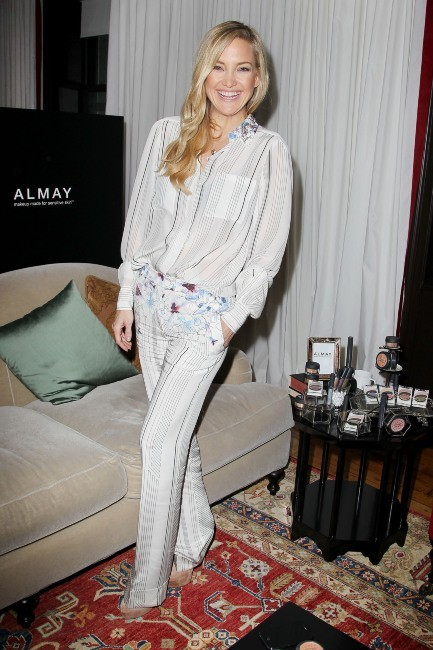 Kate Hudson le 3 décembre 2012 à New York