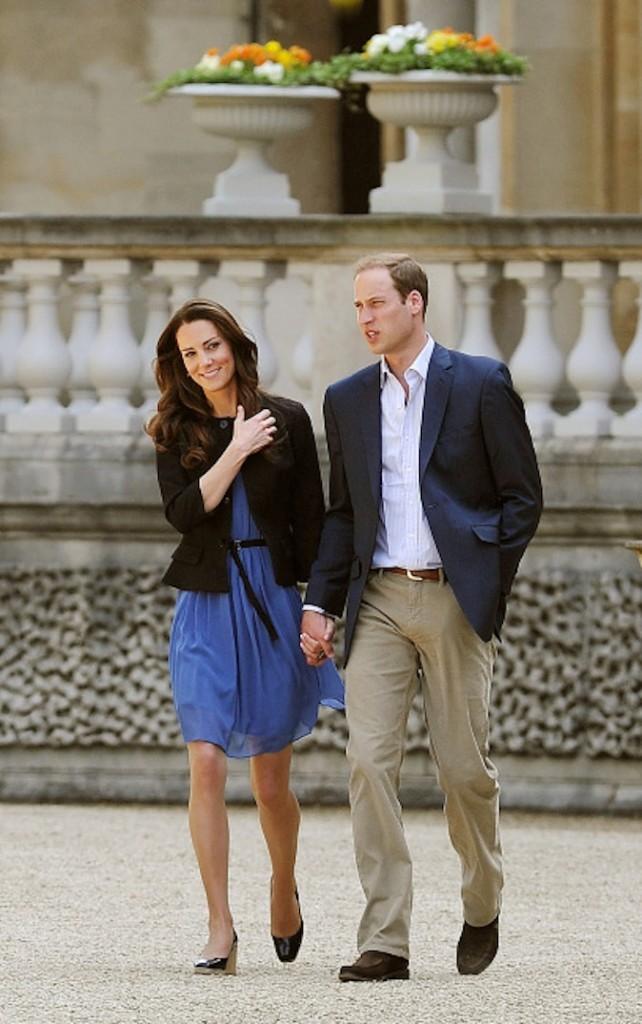 Le lendemain de leur mariage, à Londres