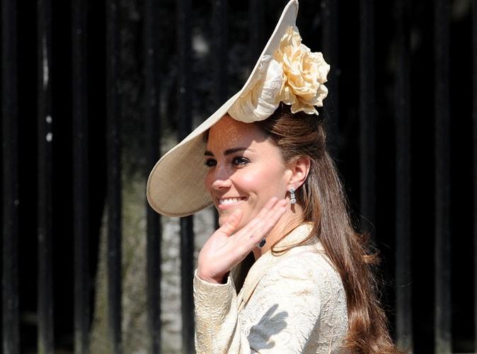 photos kate middleton a sorti le chapeau pour le mariage