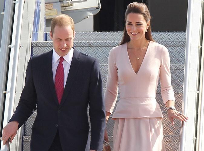 Kate Middleton : arrivée joliment décolletée à Adelaïde !