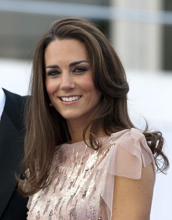 Kate commence à s'habituer à son titre de Duchesse !
