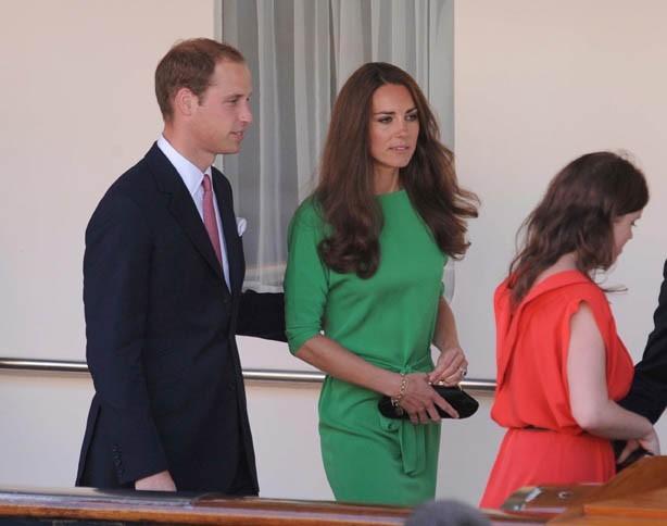 Le Prince William aime toutes les robes de Kate