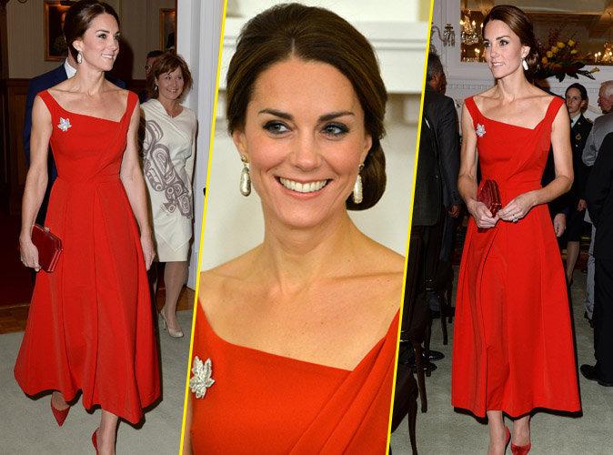 Photos : Kate Middleton : Encore une robe qui créé l'hystérie !