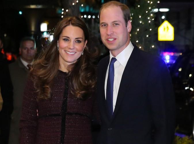Photos : Kate Middleton et le prince William : arrivée glacée à New York !