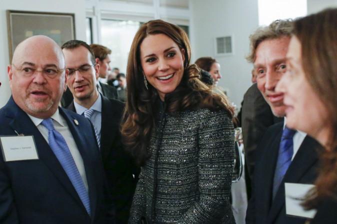 Kate Middleton le 8 décembre 2014