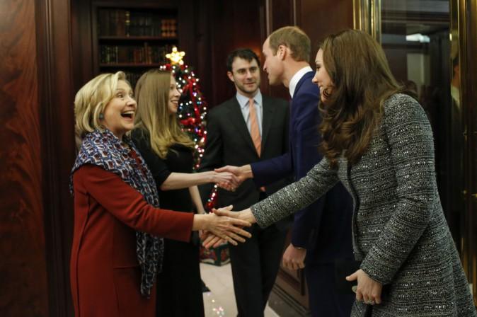 Le prince William le 8 décembre 2014
