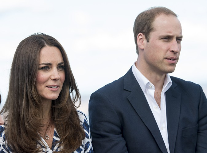 Kate Middleton et le Prince William à Katoomba le 17 avril 2014