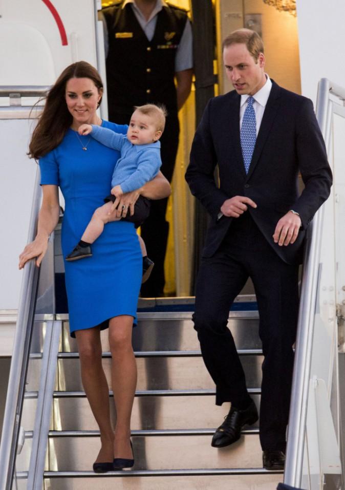 Photos : Kate Middleton et Prince William : un couple toujours aussi glamour après quatre ans de mariage !