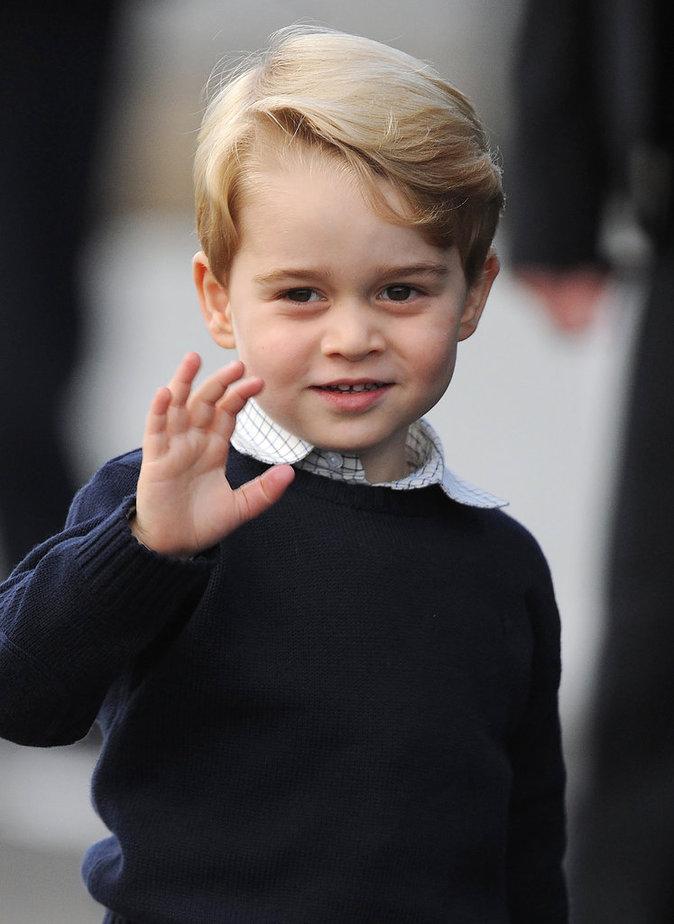 Le Prince George à Victoria (Canada), le 1er octobre 2016