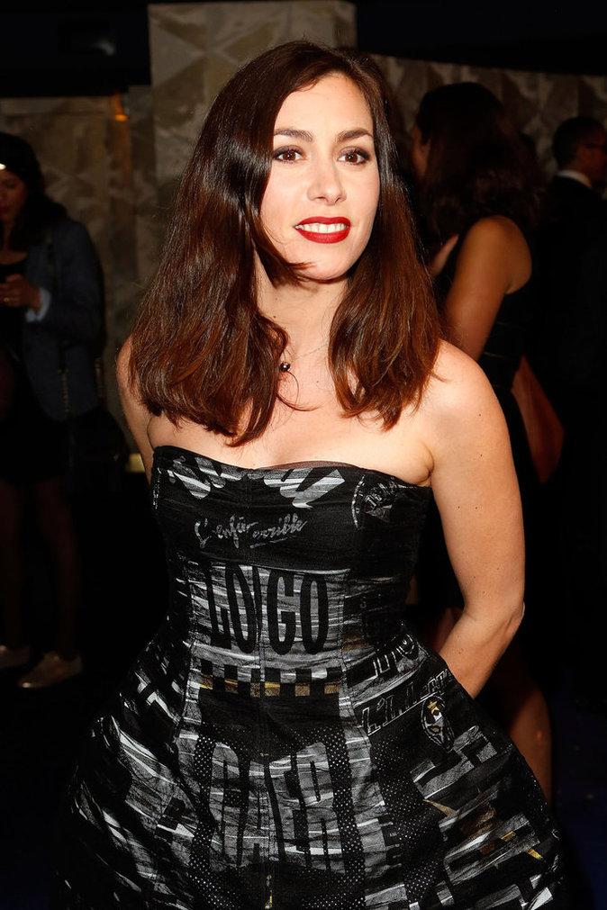 La chanteuse Olivia Ruiz a accueilli son premier enfant en 2015