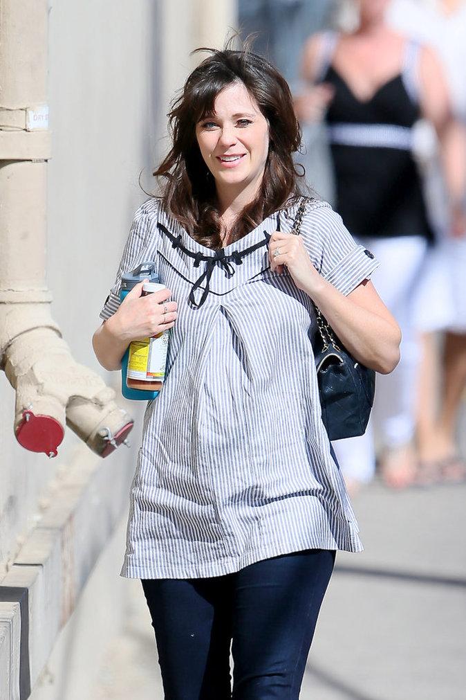 Zooey Deschanel a accouché d'une petite Elise Otter en juillet