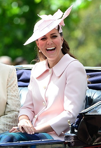 Kate Middleton à Londres le 15 juin 2013