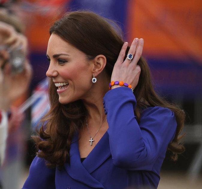 Kate Middleton tient à ce que sa bague de fiançailles soit unique !