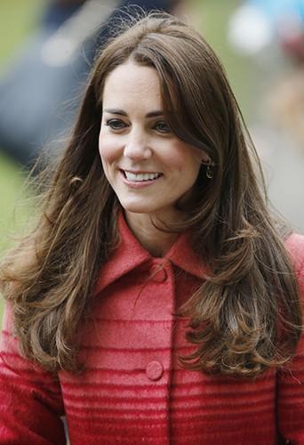 Kate Middleton à Crieff le 29 mai 2014