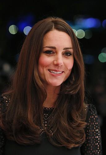 Kate Middleton à Londres le 28 novembre 2013