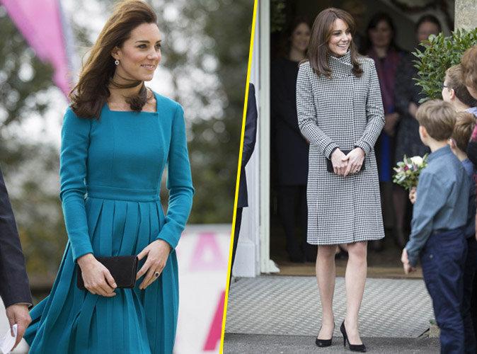 """Photos : Kate Middleton : toujours aussi radieuse et """"chaleureuse"""" !"""