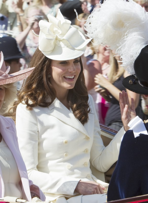 Kate Middleton est super chic