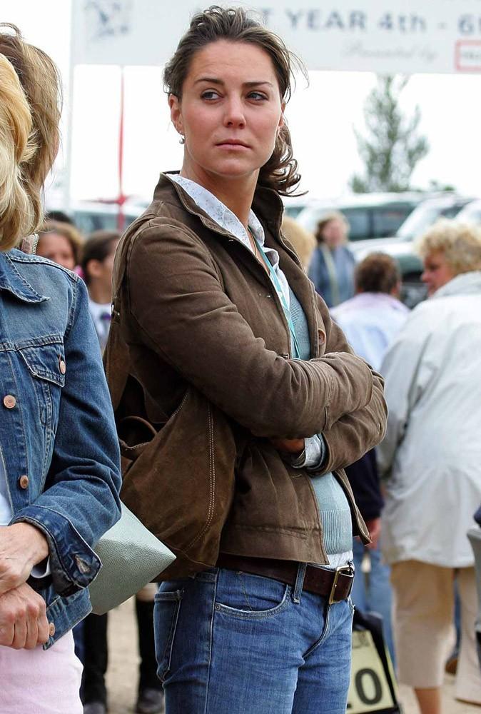 Kate Middleton avant sa perte de poids