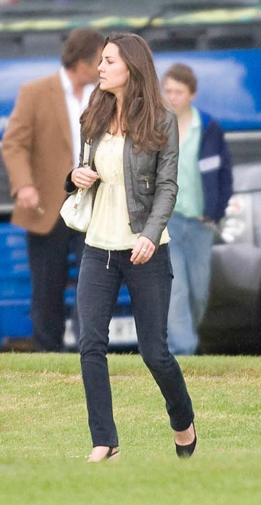 Kate Middleton remplissait encore ses vêtements il n'y a pas si longtemps