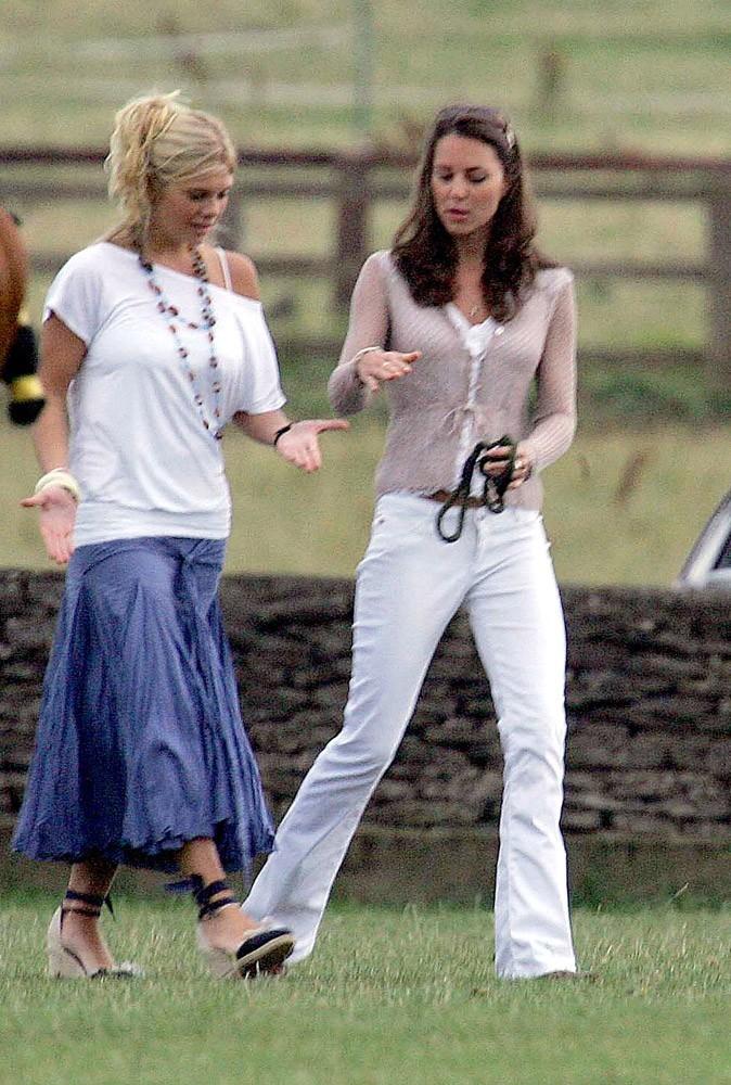 Kate n'avait rien à envie aux autres filles
