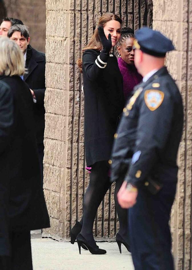 Kate Middleton : une duchesse élégante et engagée en visite à Harlem !