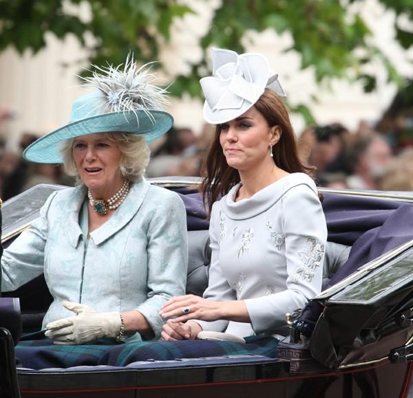 Kate Middleton à Londres le 16 juin 2012