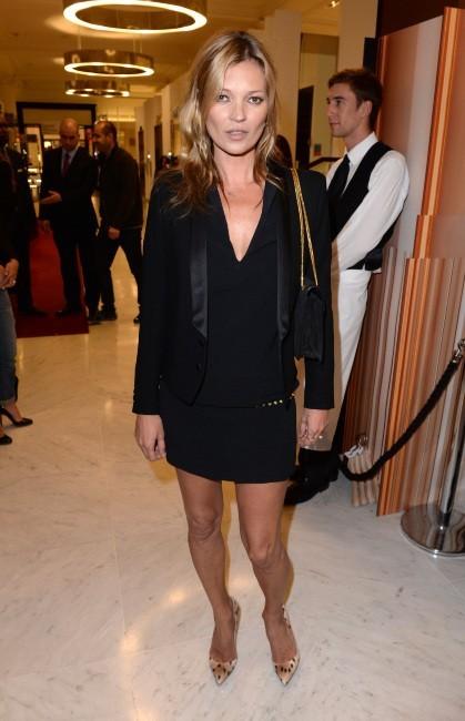 Kate Moss le 17 juin 2013 à Londres