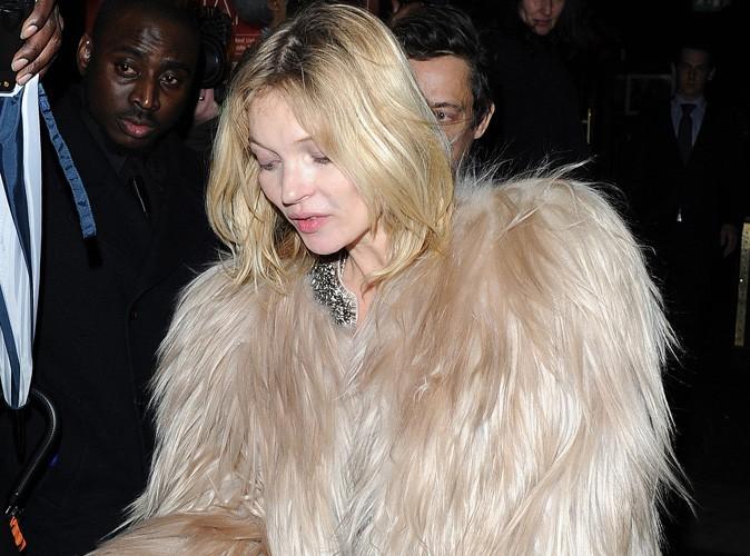 Kate Moss : au poil pour un nouveau concert très VIP de Prince à Londres !