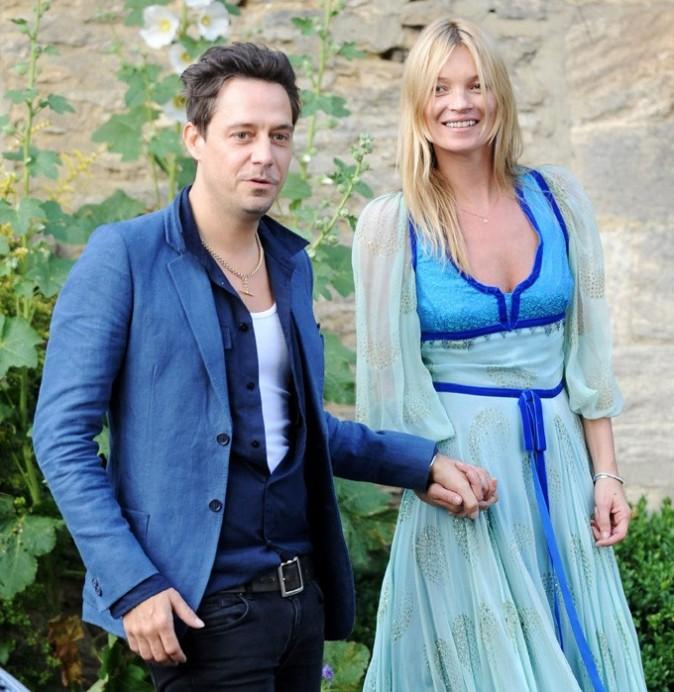 Kate Moss et Jamie Hince plus heureux que jamais...