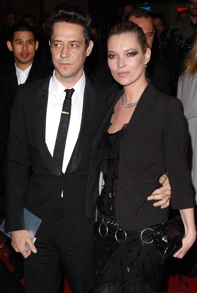 Kate Moss est amoureuse du rockeur Jamie Hince !