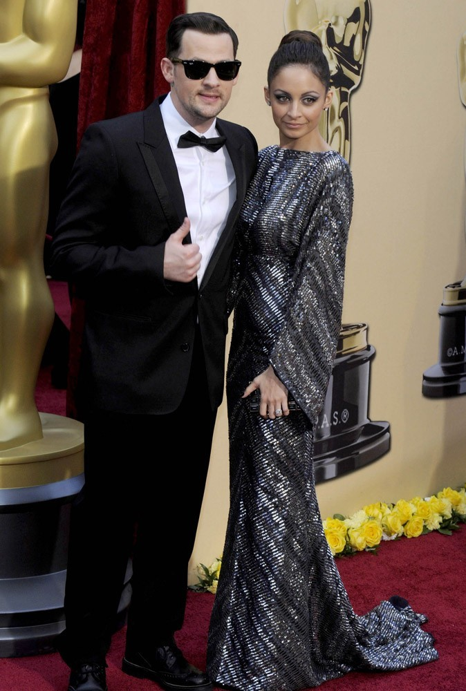 Nicole Richie est amoureuse du rockeur Joel Madden !