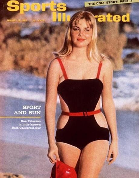 Dans les années 60, les critères de beauté n'étaient pas les mêmes !