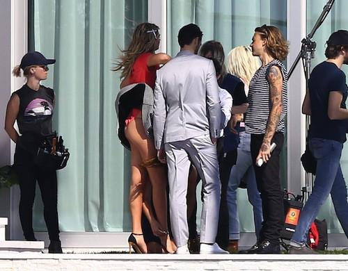 Photos : Kate Upton : instant Marilyn pendant un shooting avec son boyfriend !