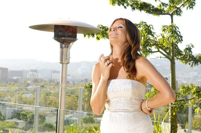 Kate Walsh à Los Angeles pour le lancement de son parfum Billionaire Boyfriend la 9 juillet 2012