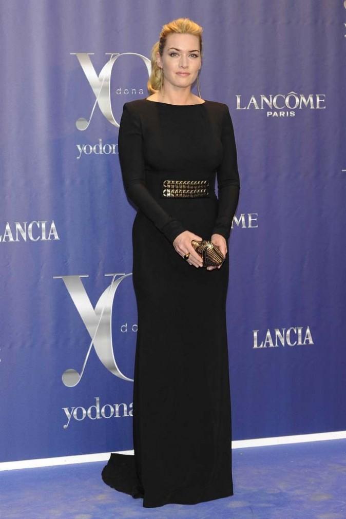 Kate Winslet lors de la cérémonie des Yo Dona Awards à Madrid, le 21 juin 2011.