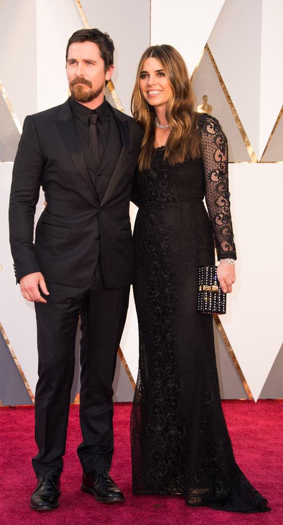 Christian Bale et Sandra Blazic sont mariés depuis 2000