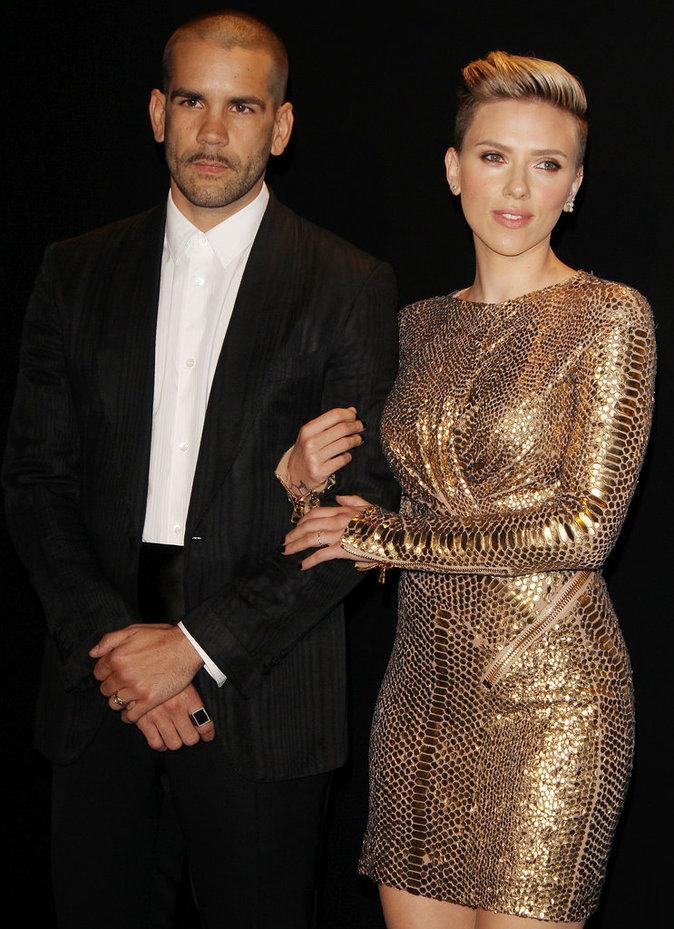 Scarlett Johansson et Romain Dauriac sont mariés depuis 2014