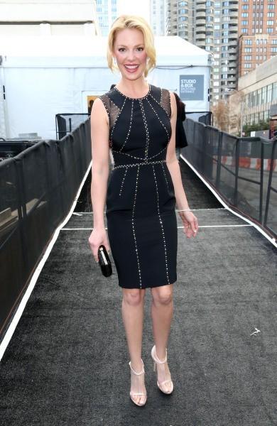 Katherine Heigl le 12 février 2013 à New York
