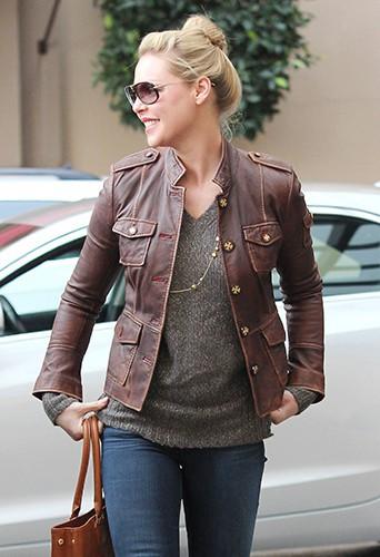 Katherine Heigl à Los Angeles le 9 janvier 2014