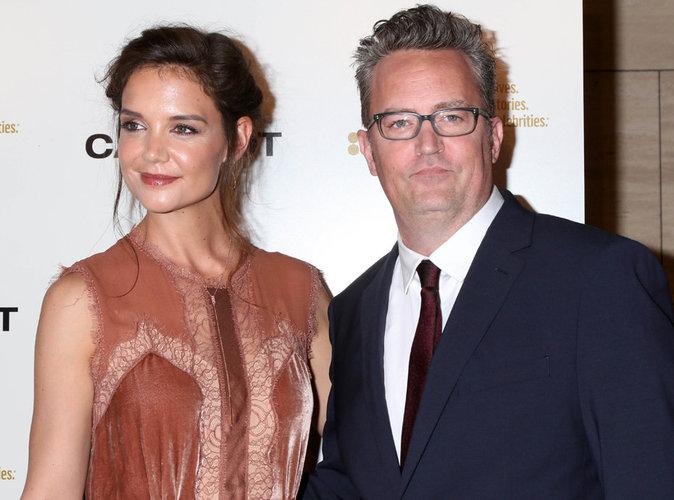 Katie Holmes et Matthew Perry : les acteurs rayonnent pour le retour de Jackie !