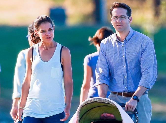 Katie Holmes et Ryan Reynolds : heureuse famille nombreuse sur le tournage de leur nouveau film !
