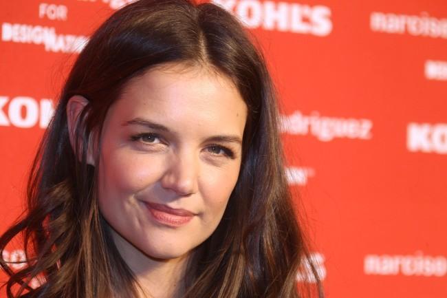 Katie Holmes le 22 octobre 2012 à New York