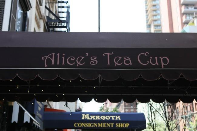 alice's Tea Cup à New York