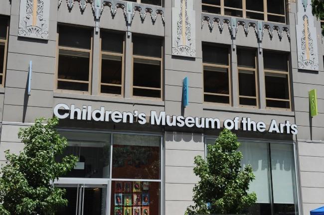 Musée de l'Art pour enfant à New York