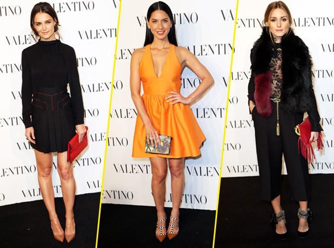 Katie Holmes, Olivia Munn et Olivia Palermo : un trio vitaminé et glamour à souhait !