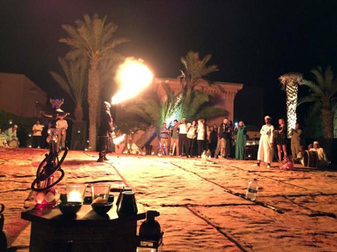 """Katy Perry a fêté ses 30 ans au Maroc... Découvrez les dessous de son magnifique """"birthday"""" !"""