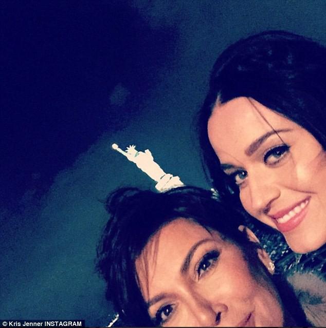 Katy Perry le 30 mars 2015